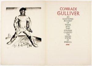 Hugo Gellert Comrade Gulliver