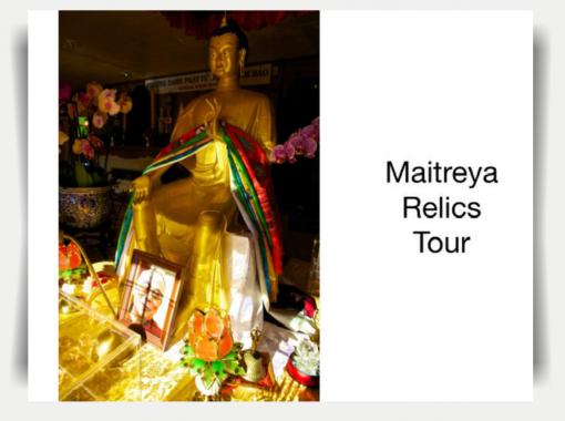Maitreya Relics