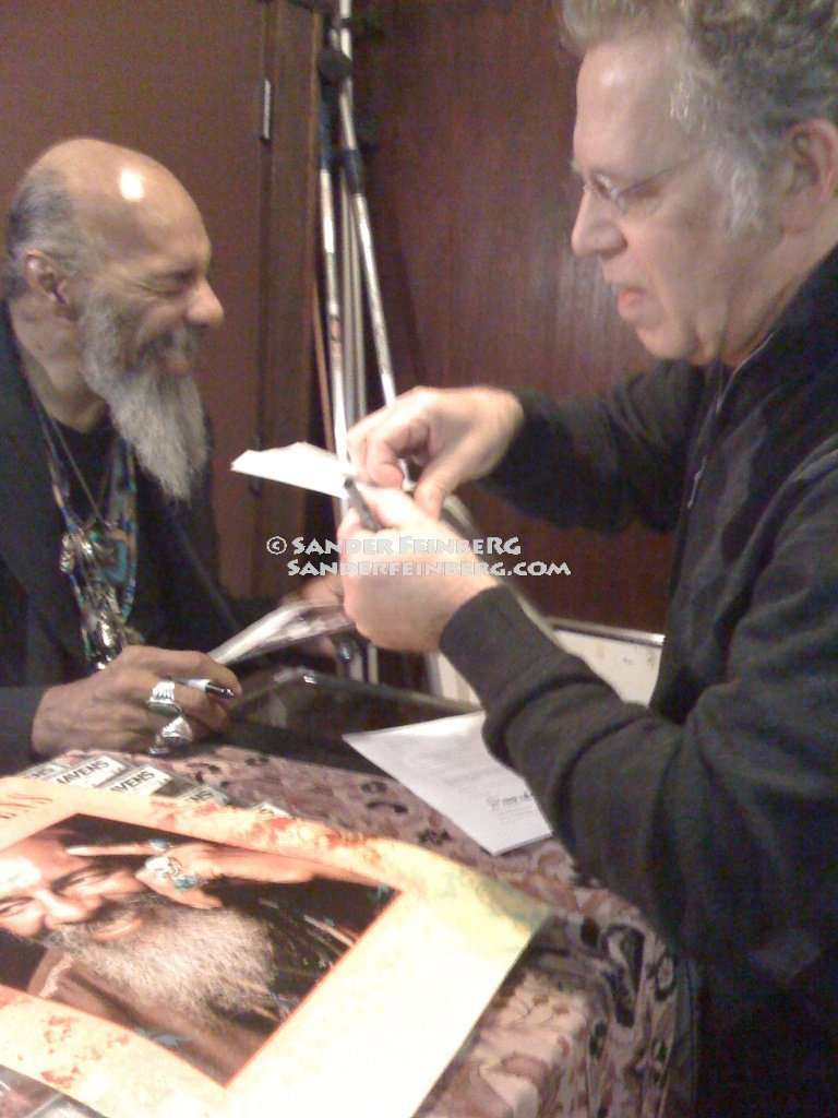 Richie Havens and me