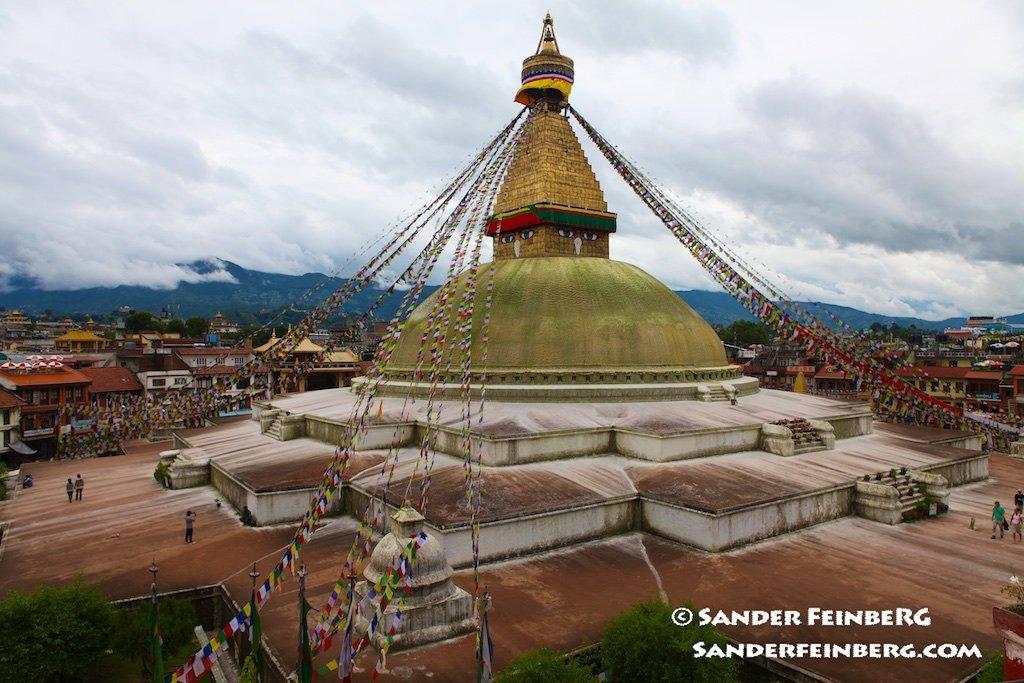 Boudenath Nepal