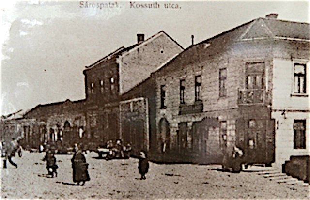 Sárospatak History