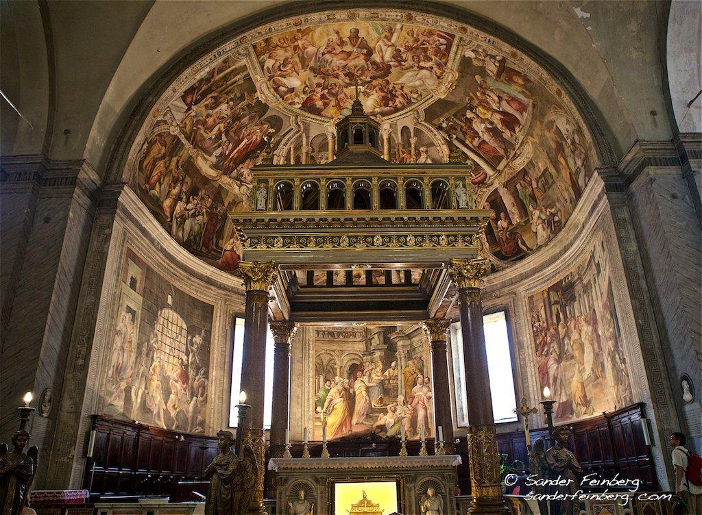 San Pietro in Vincoli – Rome