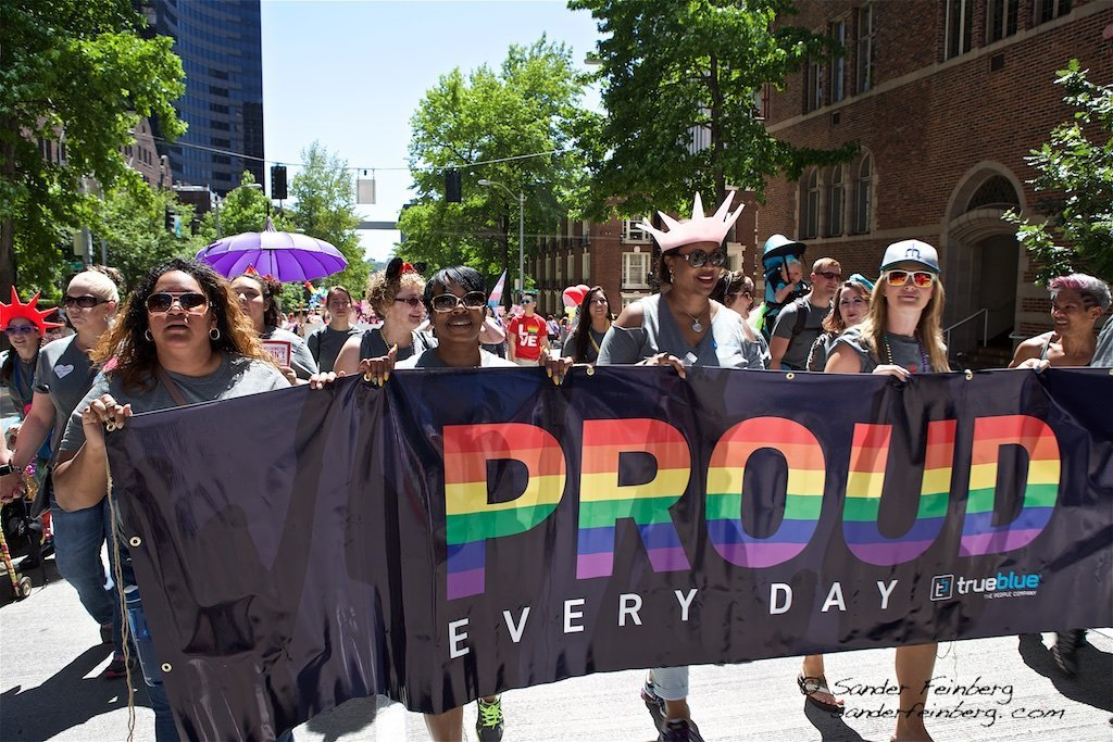 Seattle Pride – 2016