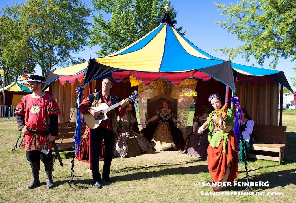Oregon Renaissance Festival of Hillsboro
