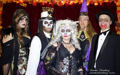 Witches Ball 2016