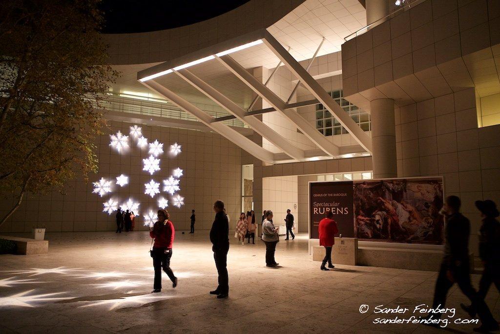 Getty Center Los Angeles Gt Sander Feinberg