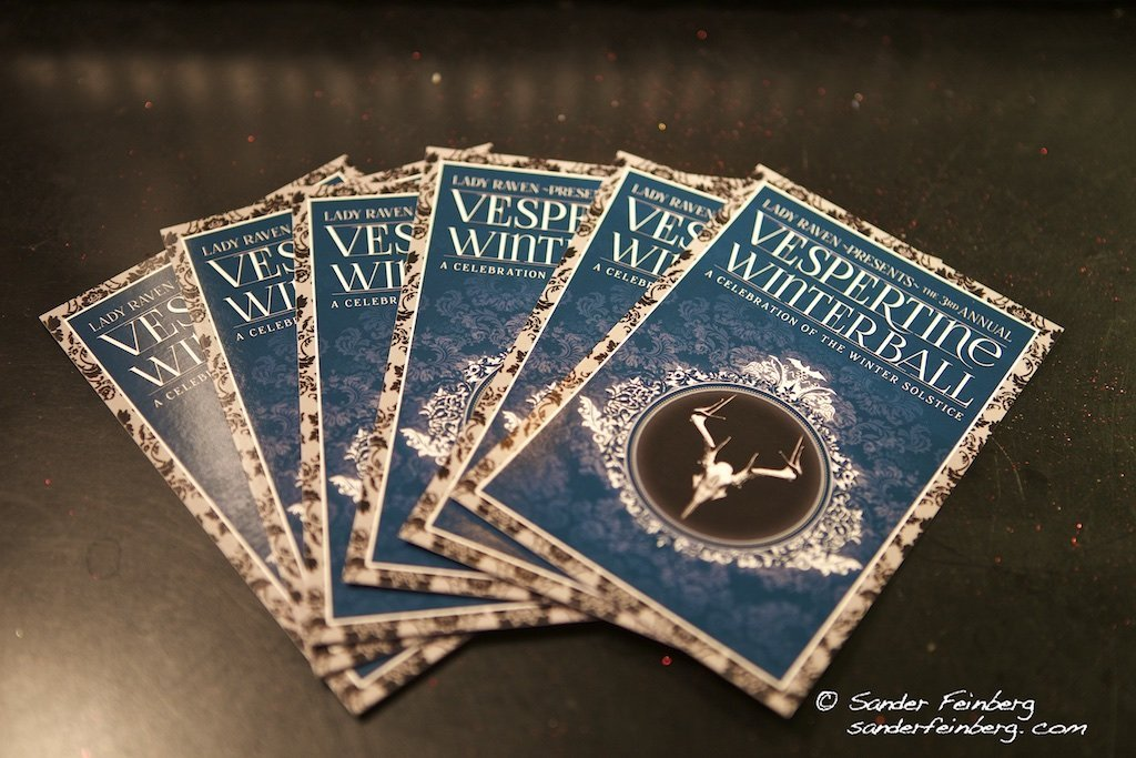 Vespertine Winter Ball 2014
