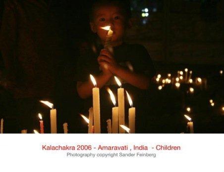 Kalachakra 2006 Children
