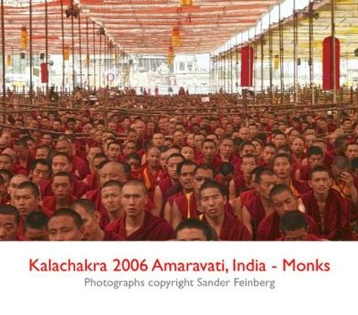 Kalachakra 2006 Monks
