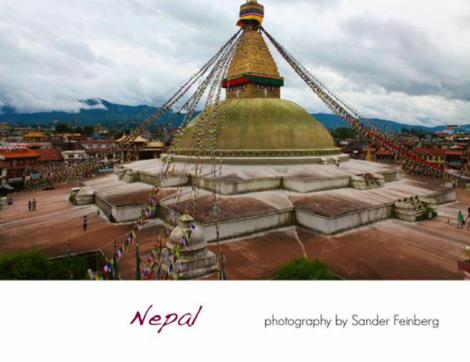 Nepal Mini-Book Sander Feinberg