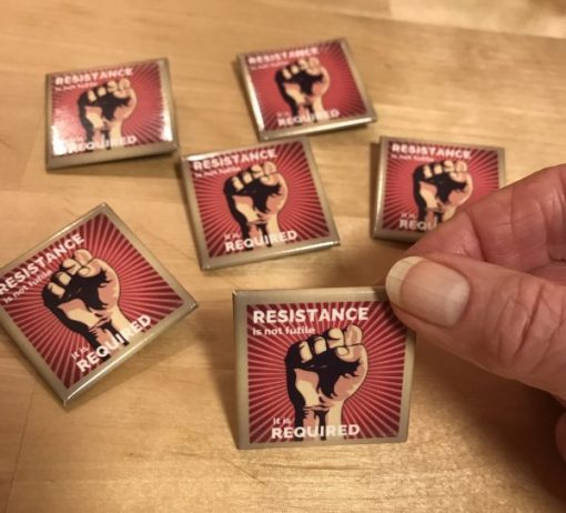 resist buttons