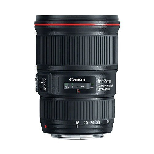 Canon EF 16–35mm f/4L IS USM