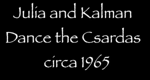 Csardas Movie 1965