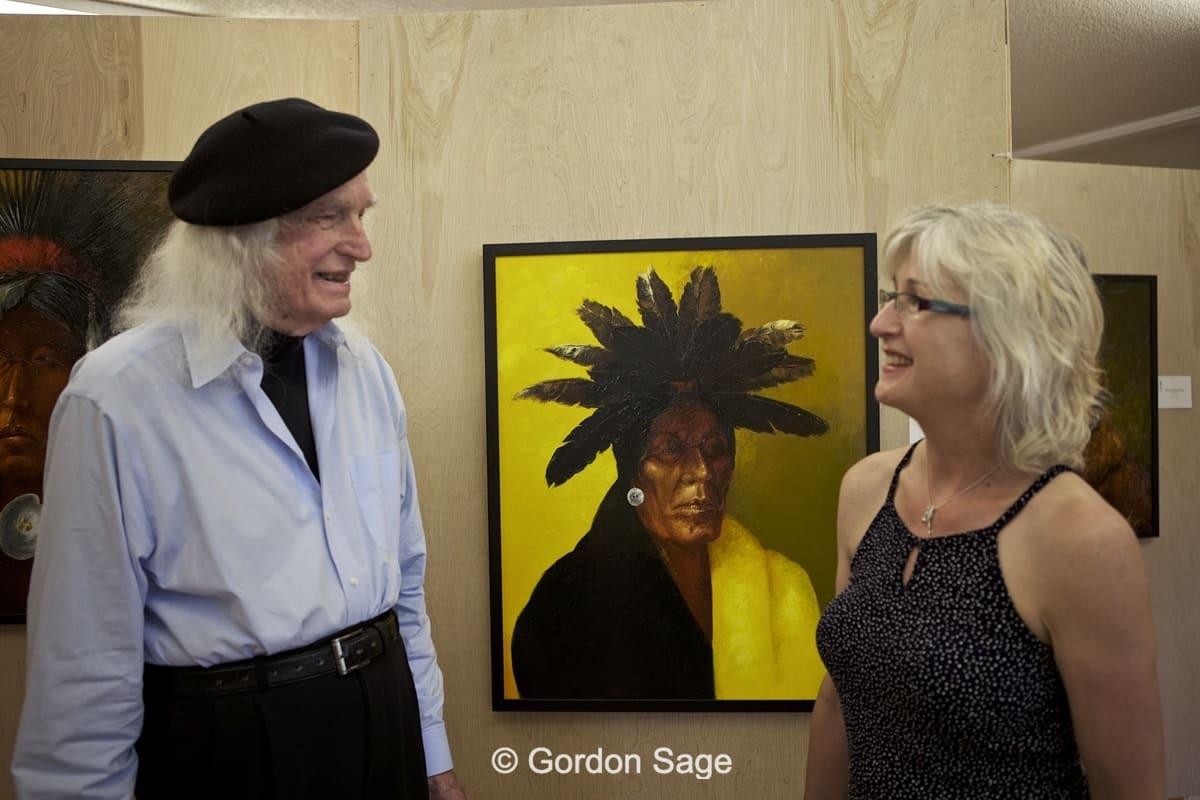 Gordon and Friend