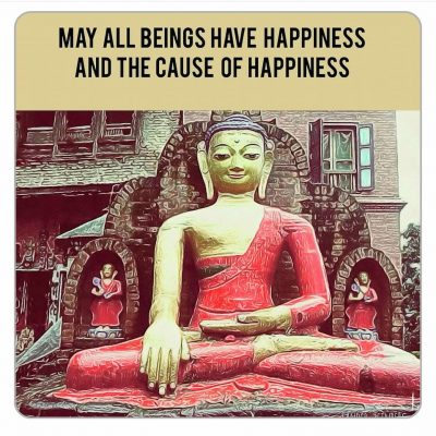 May all Beings have happiness