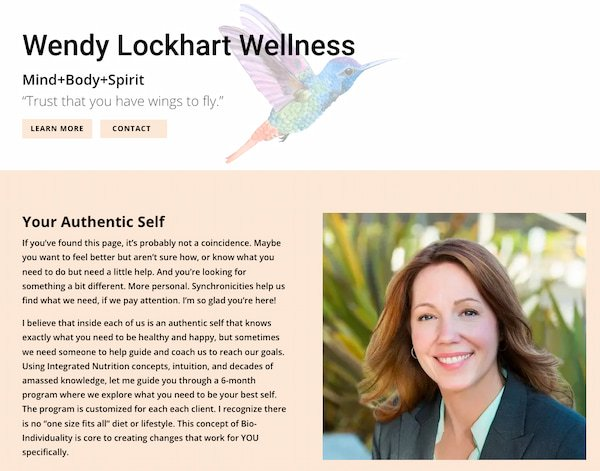Wendy Lockhart Wellness